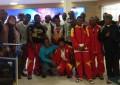 Ghana's athletes land in UK for 3-week pre-camp