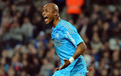 Inter Milan eye Dede Ayew in January move