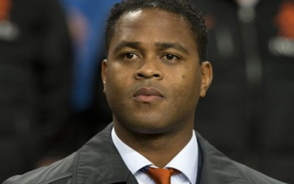 Kluivert and 4 other coaches short-listed for Black Stars job