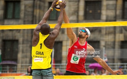 Greater Accra Region Volleyball Champion of Champions on March 11