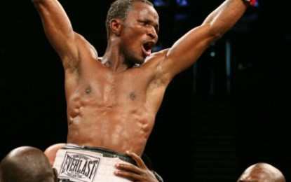 Agbeko vows to be world champion again