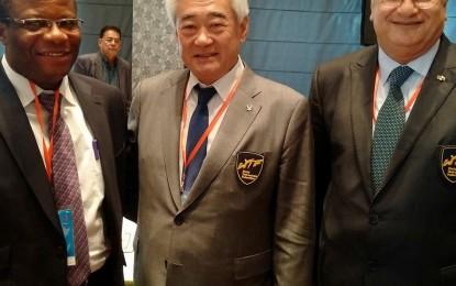 Ghana Taekwondo Federation President sad over Olympic absence