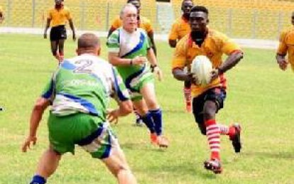 Cosmos Buffalo face Conquerors in Rugby finals