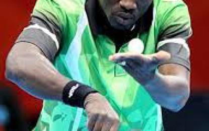 Table Tennis Africa:Segun Toriola (NGR) joins the '7 Club'