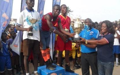 LEKMA2 – Overall Champs of Ledzokuku – Krowor Municipal Athletics Championship