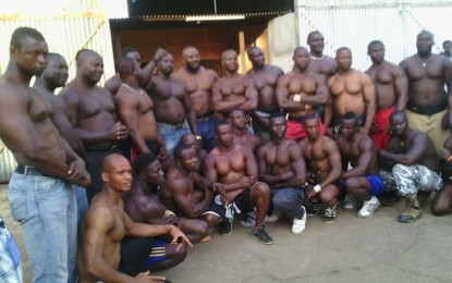 31 qualifies for Sierra Leone strongest man battle