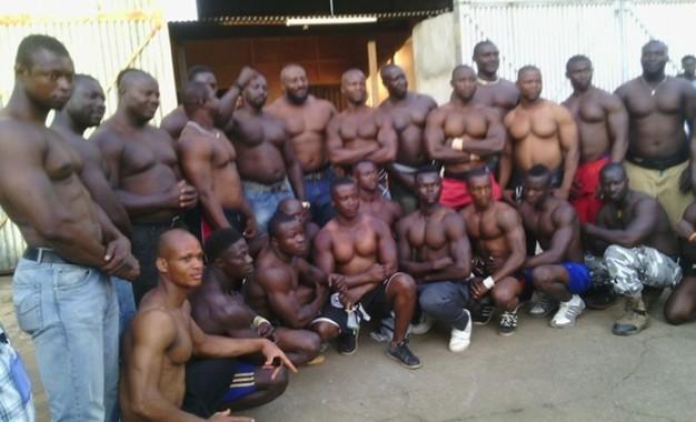 31 qualifies for Sierra Leone strongest man battle