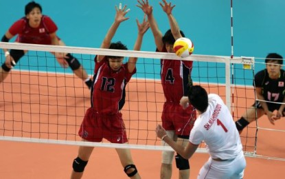 Volleyball & beach volleyball set for Rio 2016