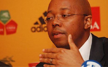 Sedibe hits back at SAFA and FIFA