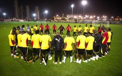 Black Stars maintain position on the latest FIFA Rankings