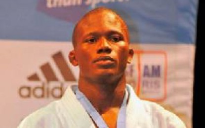 Judoka Nartey wins African Open Championship Gold