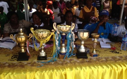 Cowbell Sponsors Ledzokuku – Krowor Primary & JHS sports