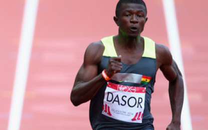 Olympic qualification is my  dream – Emmanuel Dasor