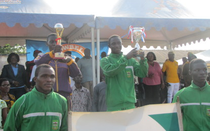 St. Augustine's & Aggrey Memorial Win 26th Central Region Super Zonals