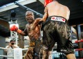 Ghanaian Kick boxer turned boxer Hardwanlee wins in Australia