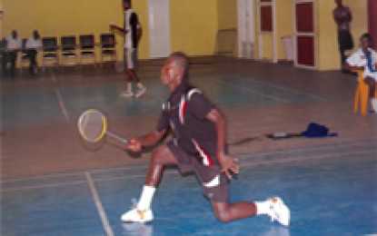 Ghana excels at international badminton tourney