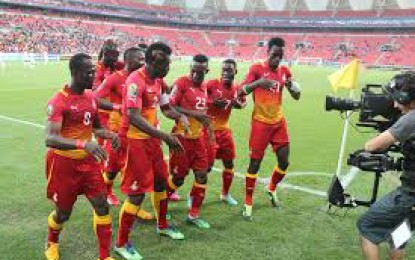 Ghana vrs Mozambique on 24 March – AFCON 2017