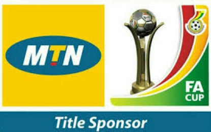 MTN FA Cup Grand Draw at MTN House on Wednesday