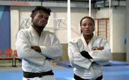 Two African refugees aim to make history at 2016 Rio Olympics