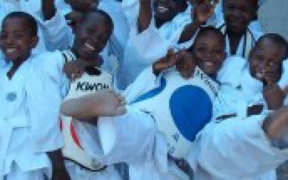 Taekwondo Kids to perform on Independence Day