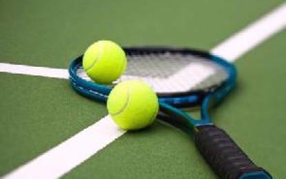 Sports Journalists schooled on Tennis