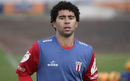 Fabio Gama is new Mohammed Salah