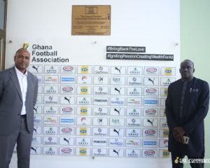 FIFA Development Office team end 3-day visit to Ghana