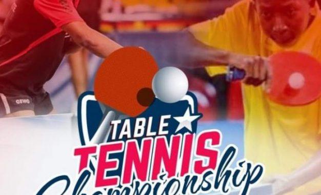 123 players target Asawa National Table Tennis Open glory