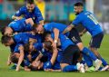 Italy thrash Switzerland, first team into Euro 2020 round of 16