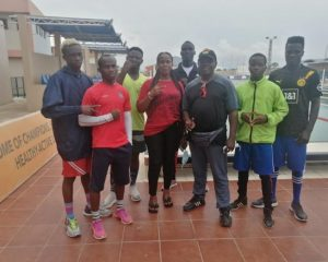 Black Bombers get dietician support ahead of Olympic Games