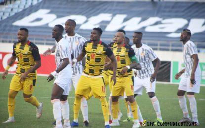 Black Stars draw 0-0 in Ivory Coast friendly