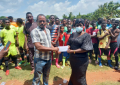 Techiman North MP supports Colts league