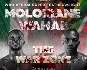 ACE Power Promotions return with Wahab Oluwaseun on 'War Zone' July 10
